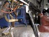 Почему не греет передняя печка на уаз буханка